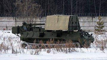 Комплекс радиоэлектронной борьбы 1Л262Э «Ртуть-БМ»