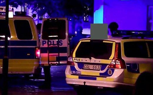 В Швеции расстреляли прохожих