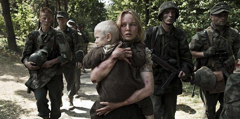 Кадр из фильма «Волынь»