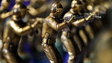 Чемпионат мира по практической стрельбе на территории Конгрессно-выставочного центра парка Патриот