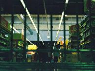 Продуктовый магазин в Брно, Чехия