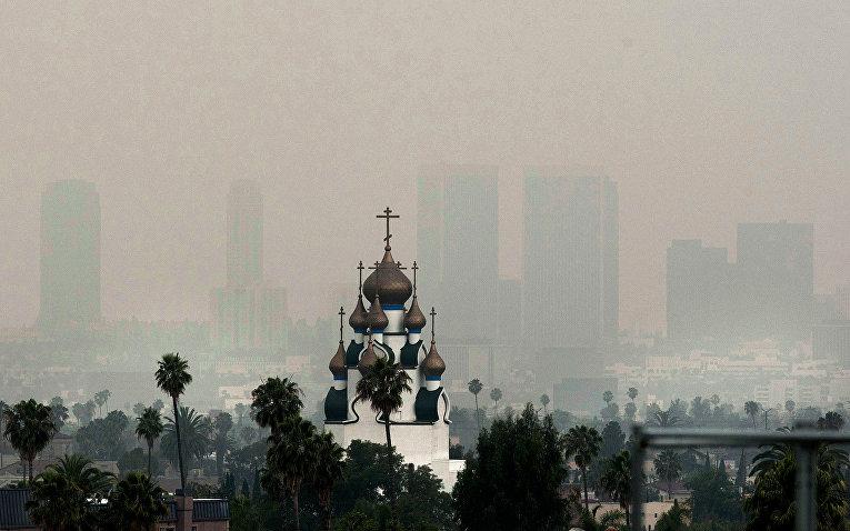 Русская Православная Церковь в Лос-Анджелесе