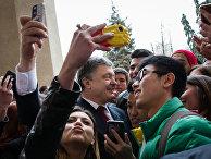 Петр Порошенко в Харькове