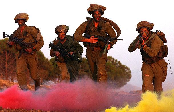 Военные Израиля
