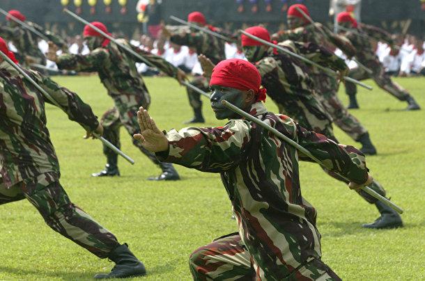 Индонезийские военные
