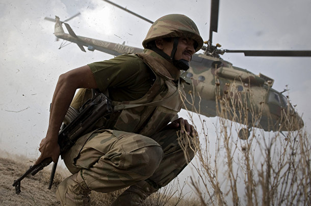 Военные Пакистана