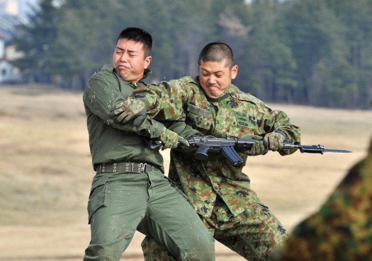 Японские военные