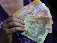 Банкноты с изображением Нельсона Манделы