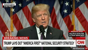 Стратегия национальной безопасности США 2017