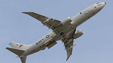 Американский самолет Boeing P-8A Poseidon
