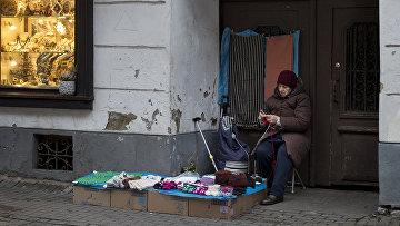 Нелегальная торговля в Вильнюсе, Литва