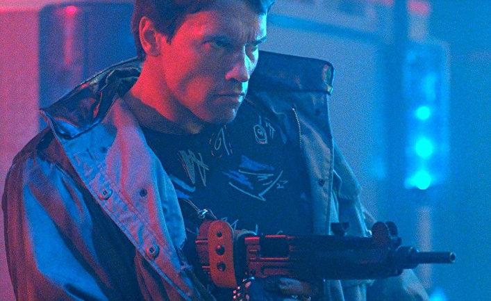 Кадр из фильма «Терминатор», 1984