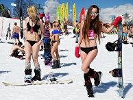 Высокогорный карнавал BoogelWoogel в Сочи