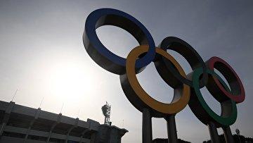 Олимпийский парк в Пхенчхане