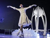 Чемпионка Южной Кореи по фигурному катанию Ким Ю На