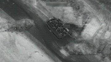США нанесли авиаудар по россиянам