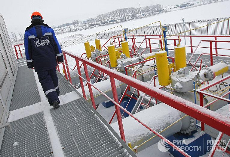 "Транзит газа через ГИС ""Суджа"""
