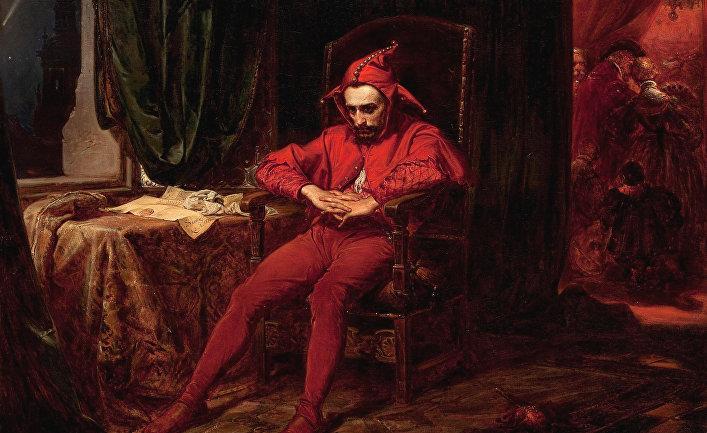 Ян Матейко. Станчик. 1862