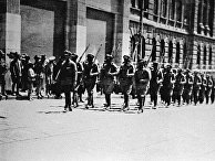 Чехословацкие войска во Владивостоке. Июнь 1918 года