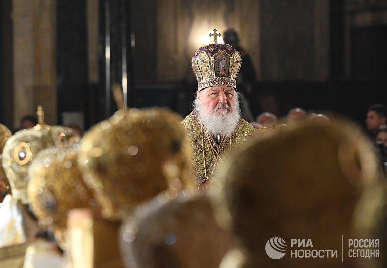 Визит Патриарха Кирилла в Болгарию. День третий