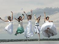 """""""Карнавал невест"""" в Ставрополе"""