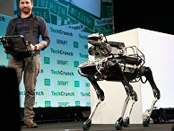 Робот компании «Бостон Динамикс»