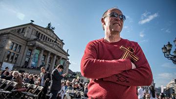 """Сотни людей посетили концерт """"Хора Турецкого"""" в Берлине"""