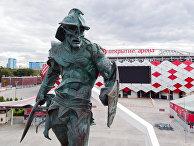 """Стадион """"Открытие Арена"""" в Москве"""