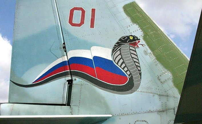 Истребитель Су-27