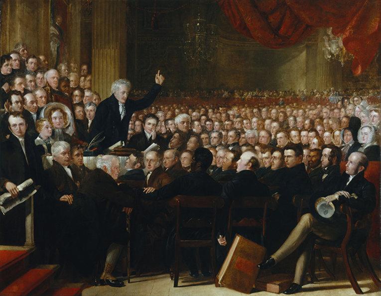 Всемирная конвенция о борьбе с рабством в 1840 году