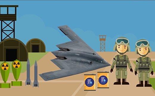 Почему бомбардировщик Б-2 стоит два миллиарда долларов?
