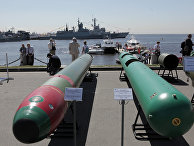 Открытие Международного военно-морского салона (МВМС-2011)