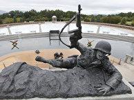 Национальный мемориала в память о высадке в Нормандии в Бедфорде, штат Вирджиния