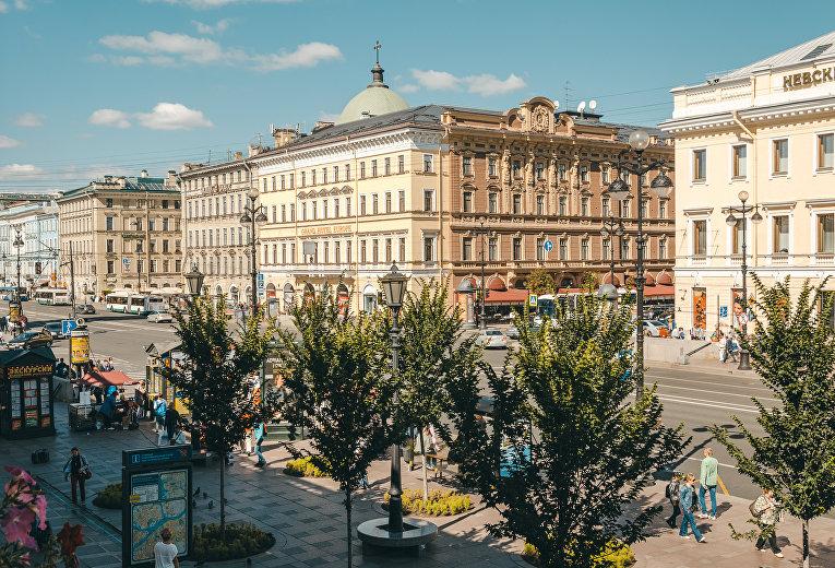 Невский проспект, Центральный район, Санкт-Петербург