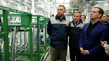 Рабочая поездка Д.Медведева в Нижний Новгород