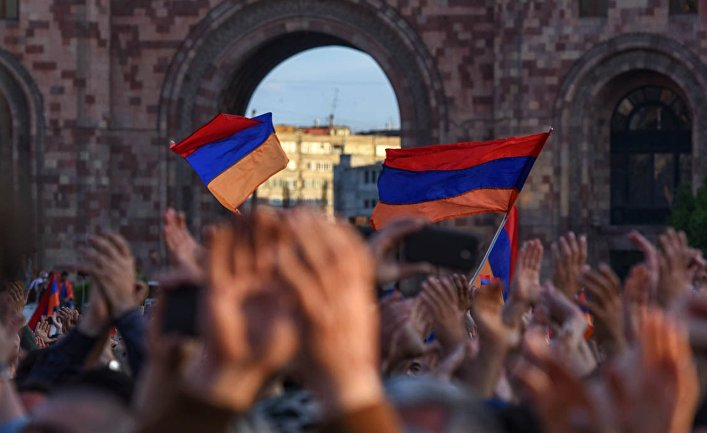 Ситуация в Армении