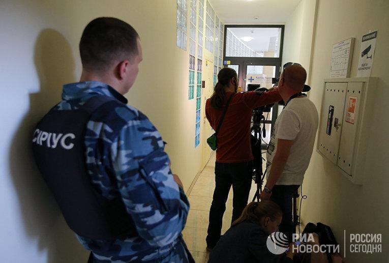 СБУ проводит обыск в офисе РИА Новости Украина