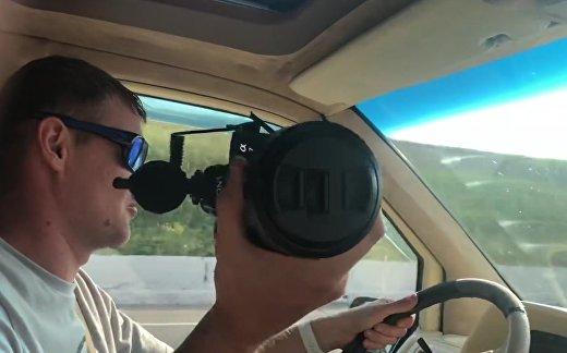 Ребята из Украины: мост не надувной!