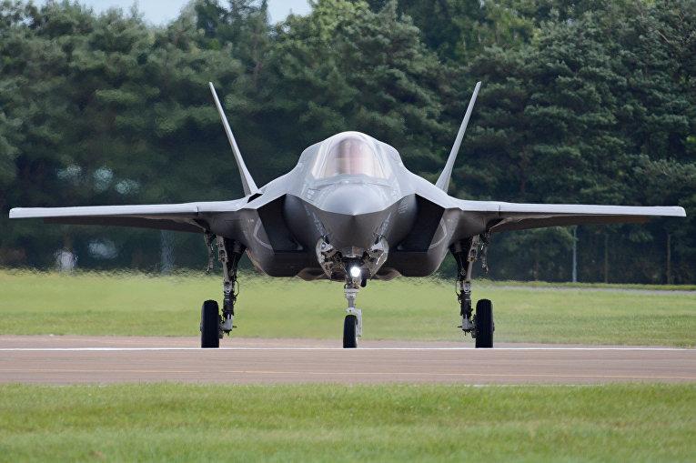 """F-35B """"Лайтнинг II"""""""