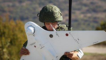 Тактико-специальные учения Новороссийского гарнизона Южного военного округа