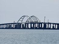 В Керчи освятили Крымский мост