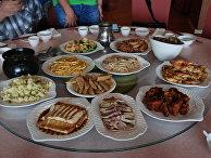 Кухня Циндао отличается разнообразием