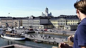Город Хельсинки, Финляндия
