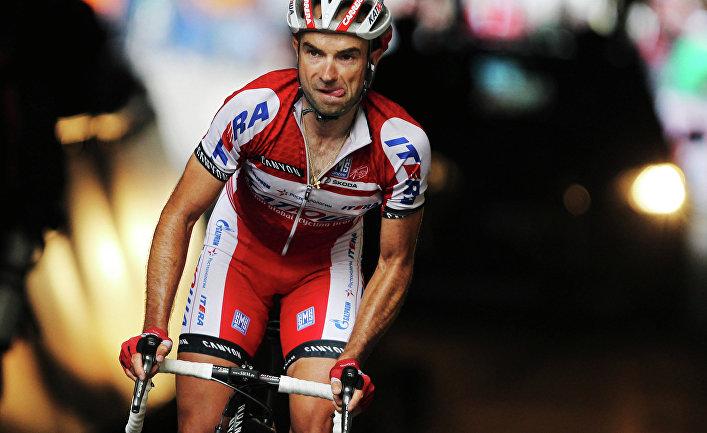 """Велоспорт. """"Джиро д'Италия 2012"""". Девятнадцатый этап"""