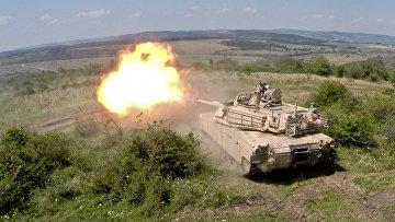 Учения НАТО Saber Guardian 16 в Румынии