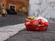 Гамбургер «Биг Мак»