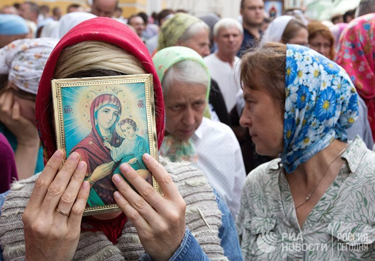 Мероприятия в Киеве, посвященные 1030-летию Крещения Руси