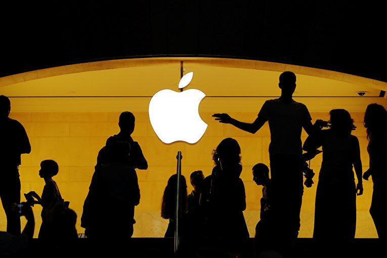 «Эппл» стала первой в мире публичной компанией, стоимость которой оценивается в 1 триллион долларов США