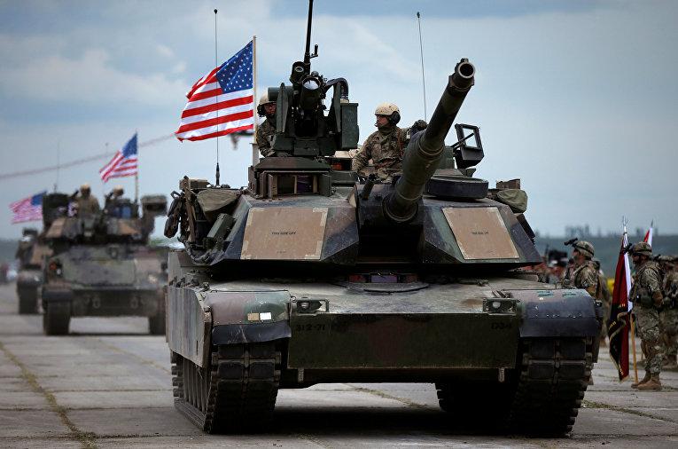 Американские военнослужащие в Грузии
