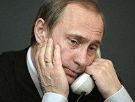 И. о. Президента РФ Владимир Путин